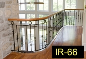 IR-66-wroughtironindoorrailing