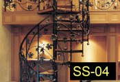 SS-04-wroughtironspiralstaircases