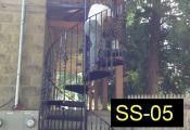 SS-05-wroughtironspiralstaircases