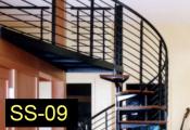SS-09-wroughtironspiralstaircases
