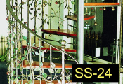 SS-24-wroughtironspiralstaircases