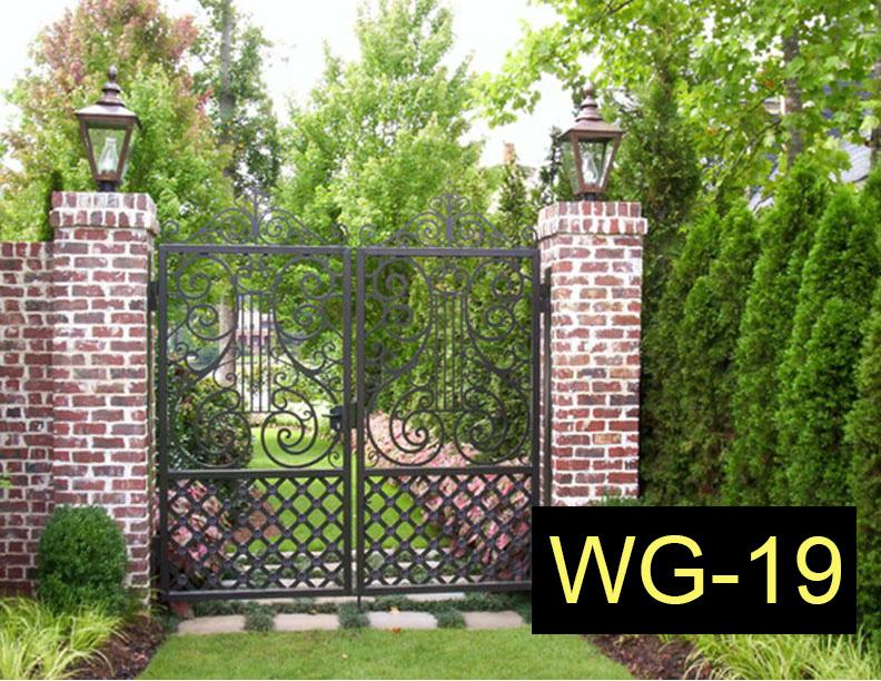 Walkway Gates Wrought Iron Works Ct
