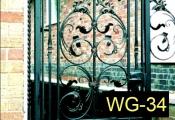 34wroughtironwalkwaygates