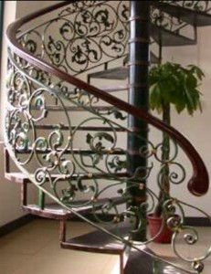 ornamental decks and railings